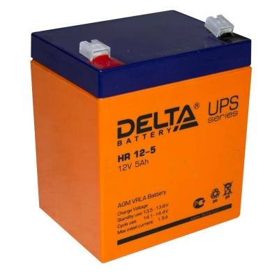 Аккумуляторная батарея HR 12-5 12В 5Ач
