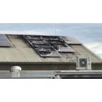 Пожароопасность солнечных систем