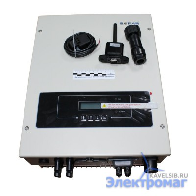 Инвертор сетевой SOFAR 6KTLM-G2 6000 Вт