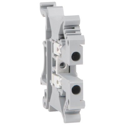 Клемма проходная OptiClip TB-4-I-32A-(0,5-6)-серый