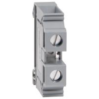 Клемма проходная OptiClip TB-16-I-76A-(6-16)-серый