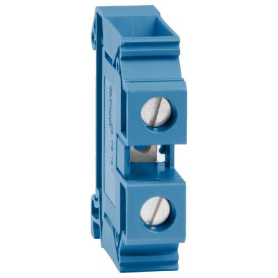 Клемма проходная OptiClip TB-16-I-BU-76A-(6-16)-синий