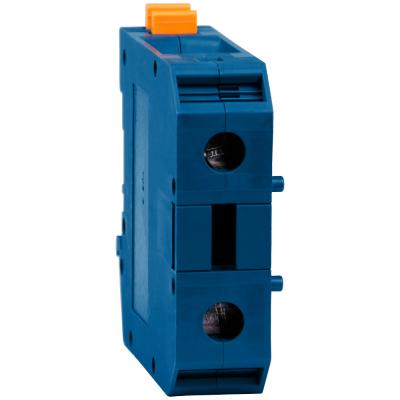 Клемма проходная OptiClip TB-50-I-BU-150A-(16-70)-синий