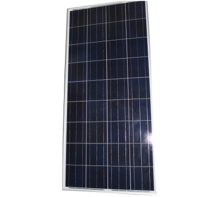 Солнечная батарея Exmork 80 ватт 12В Poly, узкая 54см
