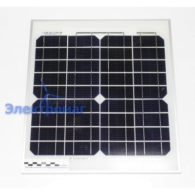 Солнечная батарея ФСМ Delta SM 15-12 M 15Ватт 12В Моно