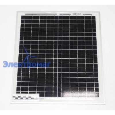 Солнечная батарея ФСМ Delta SM 15-12 P 15Ватт 12В Поли
