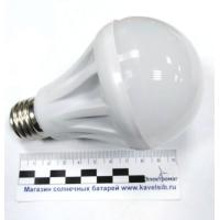 Светодиодная лампа E27 7 Вт 12В DC GF-BU004