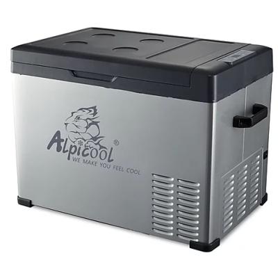 Автохолодильник компрессорный Alpicool C40 DC 12V/24V и AC 220V