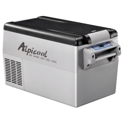 Автохолодильник компрессорный Alpicool CF35 DC 12V/24V и AC 220V