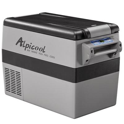 Автохолодильник компрессорный Alpicool CF45 (45л) 12V/24V220V