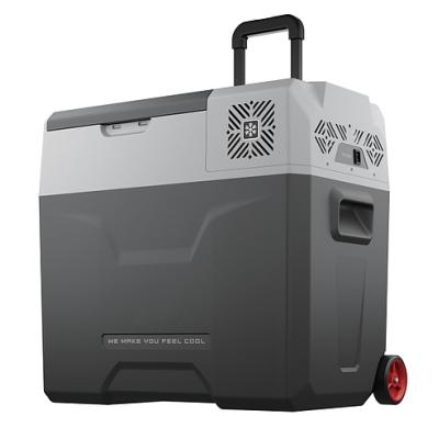 Автохолодильник компрессорный Alpicool CX50 (50л) 12V/24V220V