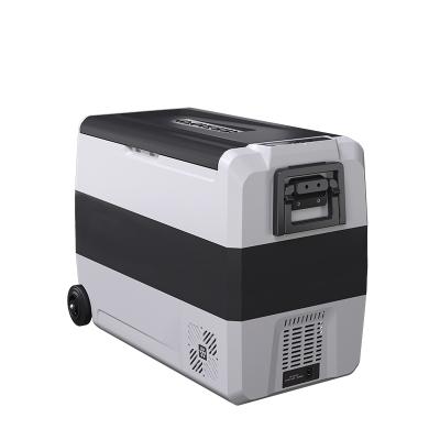 Автохолодильник компрессорный Alpicool T60 DC 12V/24V и AC 220V