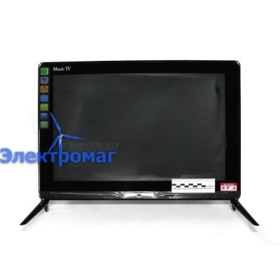 Телевизор LED TV AC/DC 19 дюйма (48 см)