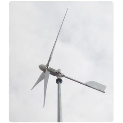 Ветрогенератор Exmork 2.5 кВт, 48 вольт