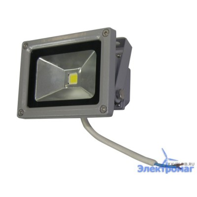 Светодиодный прожектор уличный LD-HP 10W-1WW
