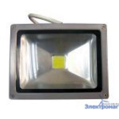 Светодиодный прожектор 40 ватт 12/24 DC в уличном корпусе