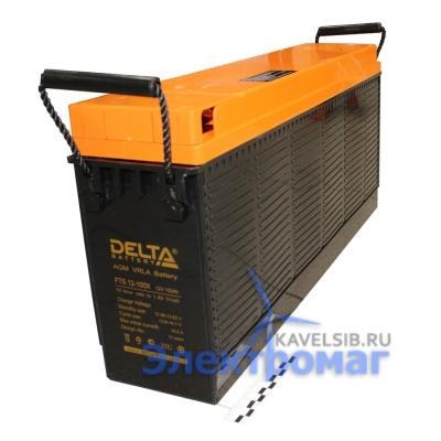 Аккумуляторная батарея FTS 12-100 X Delta
