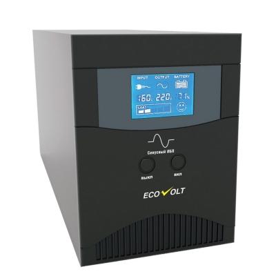 Источник бесперебойного питания LUX 1012C (1кВт,220В,50Гц) инвертор