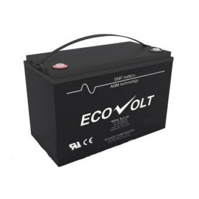 Аккумуляторная батарея Ecovolt MLG12-100