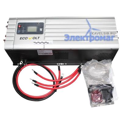 Источник бесперебойного питания PRO 5048C (5кВт, 220В, 50Гц) инвертор