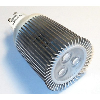 Светодиодная лампа ECOSPOT GU10  8W White 45deg