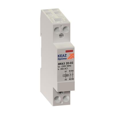 Модульные контакторы OptiDin МK63-2540-230АС