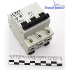 Выключатель автоматический модульный ВА47-29-3С16-УХЛ3-КЭАЗ