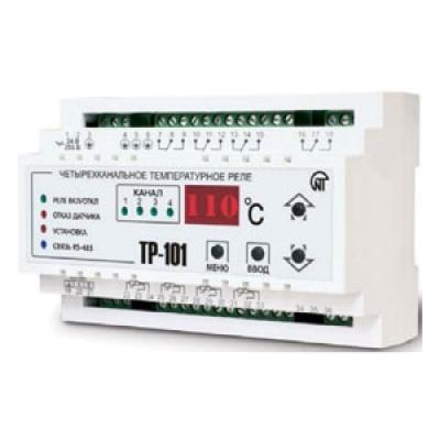 Реле температурное OptiDin ТР-101