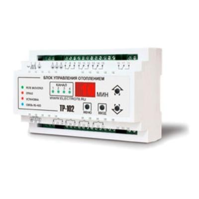 Реле температурное OptiDin ТР-102
