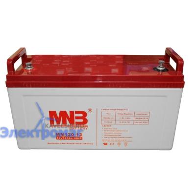 Аккумуляторная батарея MNB AGM MM120-12