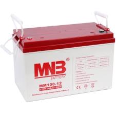 Аккумуляторная батарея MNB AGM MM100-12