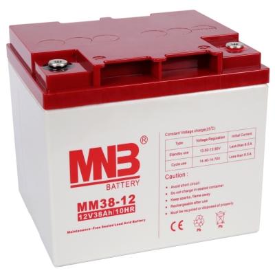 Аккумуляторная батарея MNB AGM MM38-12