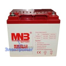 Аккумуляторная батарея МNВ AGM MM 45-12