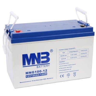 Аккумуляторная батарея MNB гелевая GEL MNG100-12