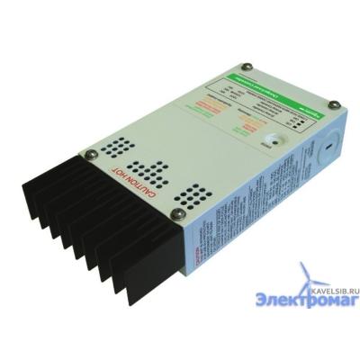 Контроллер заряда С40, 40А 12/24/48 VDC
