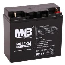 Аккумуляторная батарея MNB AGM MS17-12