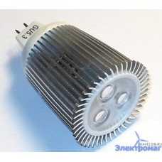 Светодиодная лампа ECOSPOT MR16 8W White 45deg GU 5,3