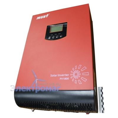 Инвертор гибридный MUST PV18-3K MPK PRO