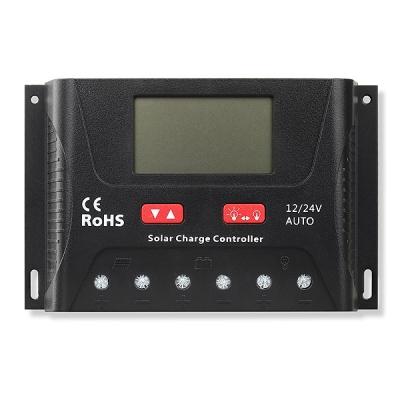 Контроллер SRNE SR-HP2430 12В/24В 30А