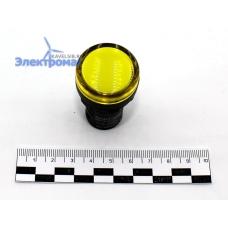 Индикатор ND16-22D/2 желтый AC/DC230В (CHINT)