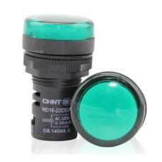 Индикатор ND16-22DS/4    зеленый   АС230В  (CHINT)