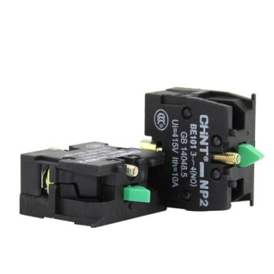 Блоки контактные NP2-BE101, 1НО  (CHINT)