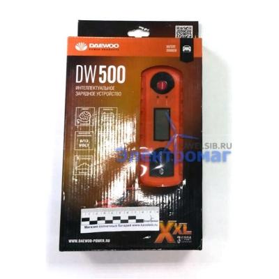 Устройство зарядное DAEWOO DW 500 6/12В 5А для акк. 160Ач