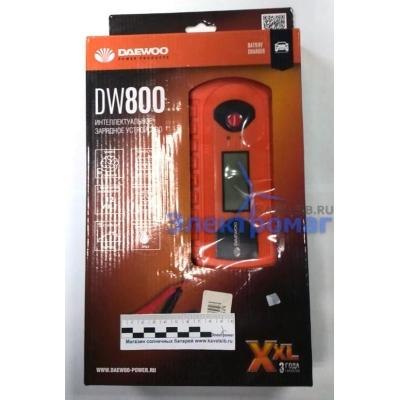 Устройство зарядное DAEWOO DW 800 12В 8А для акк. 200Ач