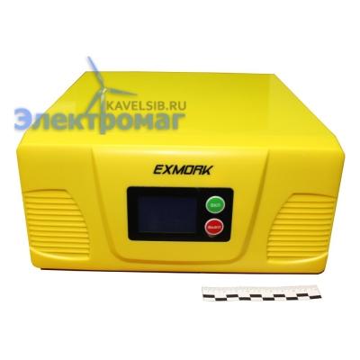 Инвертор Exmork NB-Y1000W LCD DC12V