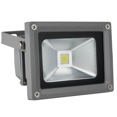 Светодиодный прожектор 10 ватт 12/24В в уличном корпусе
