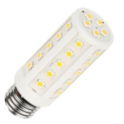 Светодиодная лампа Exmork E2735CN cold white E27 220В 6.5 ватт