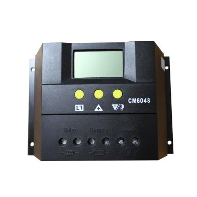 Контроллер для солнечных батарей CM60 60A 48V auto switch
