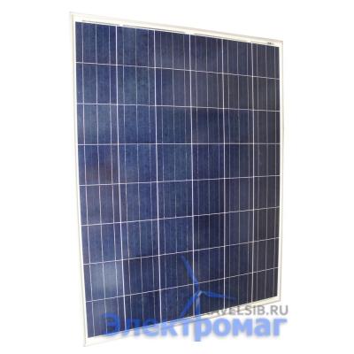 Солнечная панель Exmork 200 Вт 24 В poly-Si