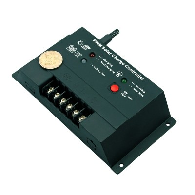 Контроллер для солнечных батарей CM20 10A 12V/24V auto switch